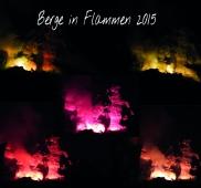 Berge in Flammen 2015 – Der Loser in schillernden Farben