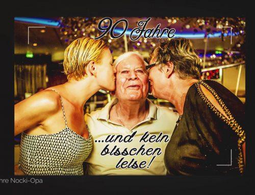 Erwin ist 90!