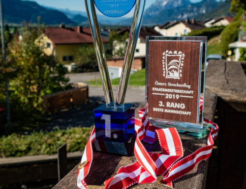 Staatsmeister 2019 im Gleitschirm-Streckenflug!